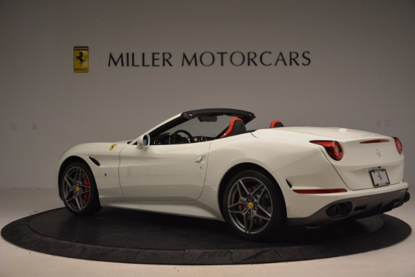Used 2017 Ferrari California T for sale Sold at McLaren Greenwich in Greenwich CT 06830 4