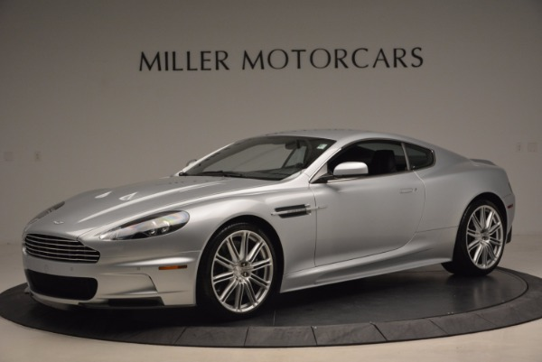 Used 2009 Aston Martin DBS for sale Sold at McLaren Greenwich in Greenwich CT 06830 2