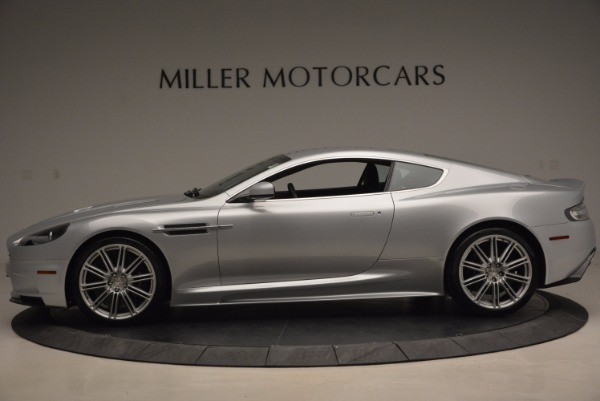 Used 2009 Aston Martin DBS for sale Sold at McLaren Greenwich in Greenwich CT 06830 3