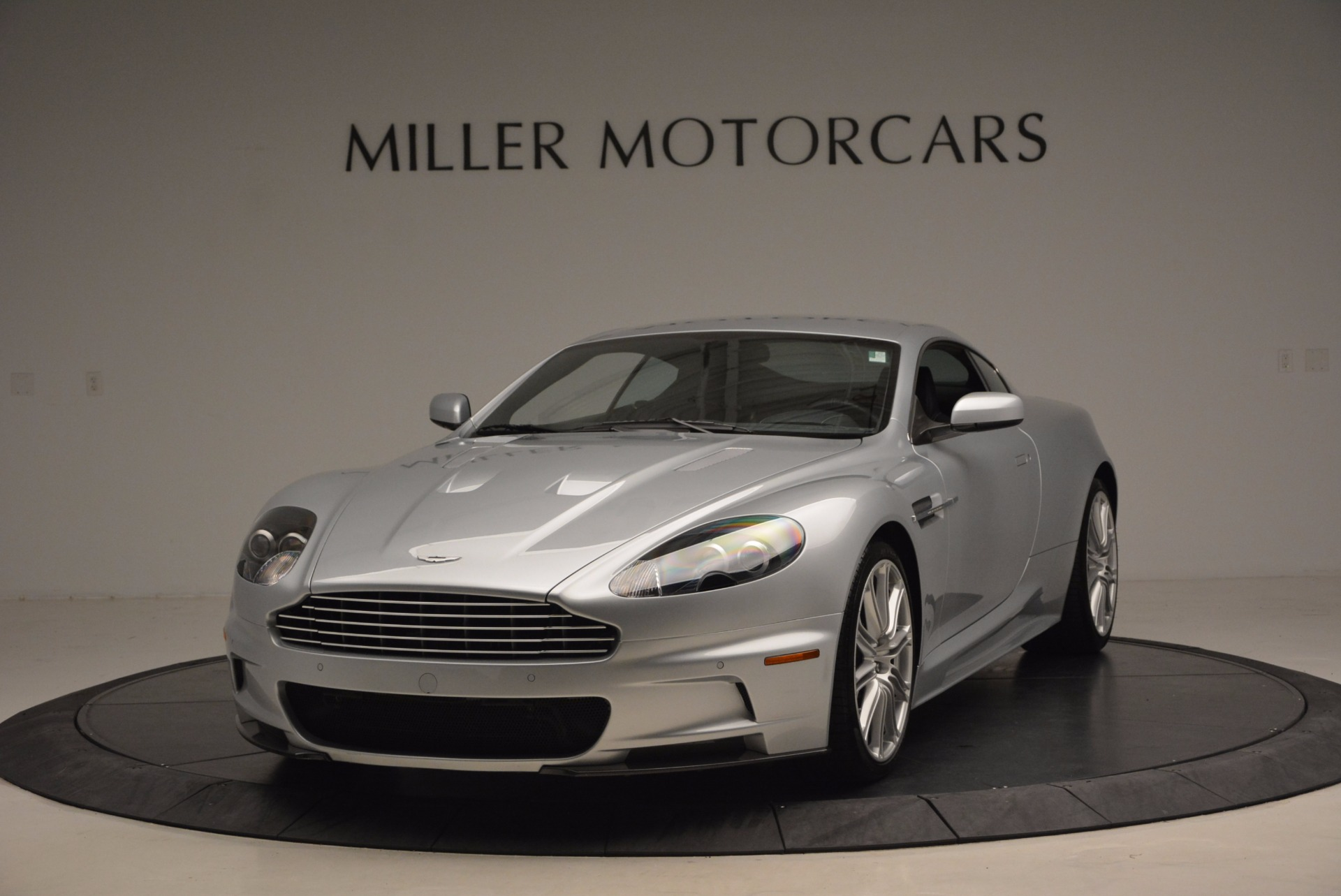 Used 2009 Aston Martin DBS for sale Sold at McLaren Greenwich in Greenwich CT 06830 1