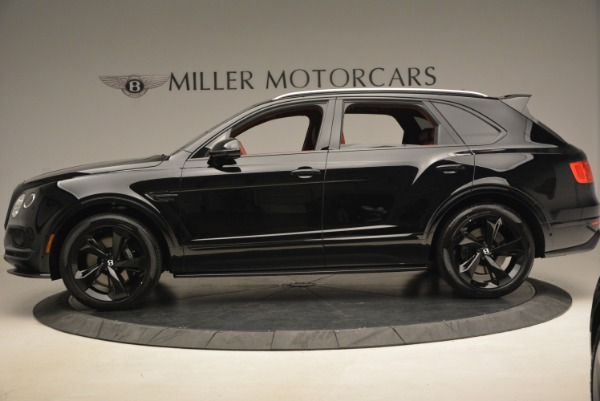 New 2018 Bentley Bentayga Black Edition for sale Sold at McLaren Greenwich in Greenwich CT 06830 4