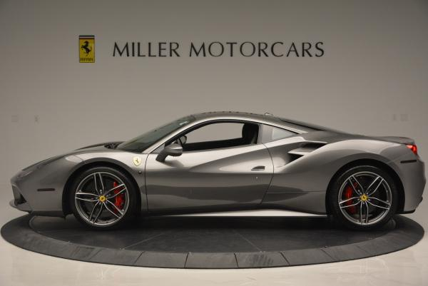 Used 2016 Ferrari 488 GTB for sale Sold at McLaren Greenwich in Greenwich CT 06830 3