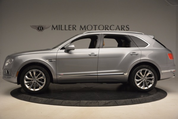 New 2018 Bentley Bentayga for sale Sold at McLaren Greenwich in Greenwich CT 06830 3