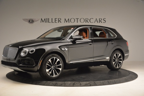 Used 2018 Bentley Bentayga Onyx Edition for sale $147,900 at McLaren Greenwich in Greenwich CT 06830 2