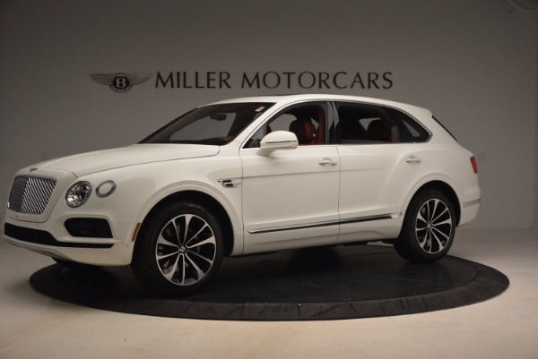 New 2018 Bentley Bentayga Onyx Edition for sale Sold at McLaren Greenwich in Greenwich CT 06830 2