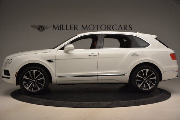 New 2018 Bentley Bentayga Onyx Edition for sale Sold at McLaren Greenwich in Greenwich CT 06830 3
