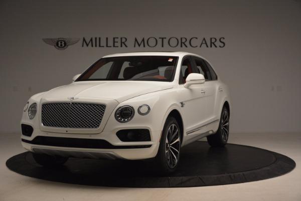 New 2018 Bentley Bentayga Onyx Edition for sale Sold at McLaren Greenwich in Greenwich CT 06830 1