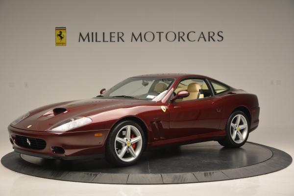 Used 2003 Ferrari 575M Maranello 6-Speed Manual for sale Sold at McLaren Greenwich in Greenwich CT 06830 2