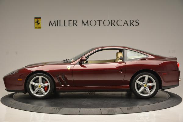 Used 2003 Ferrari 575M Maranello 6-Speed Manual for sale Sold at McLaren Greenwich in Greenwich CT 06830 3