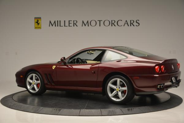 Used 2003 Ferrari 575M Maranello 6-Speed Manual for sale Sold at McLaren Greenwich in Greenwich CT 06830 4