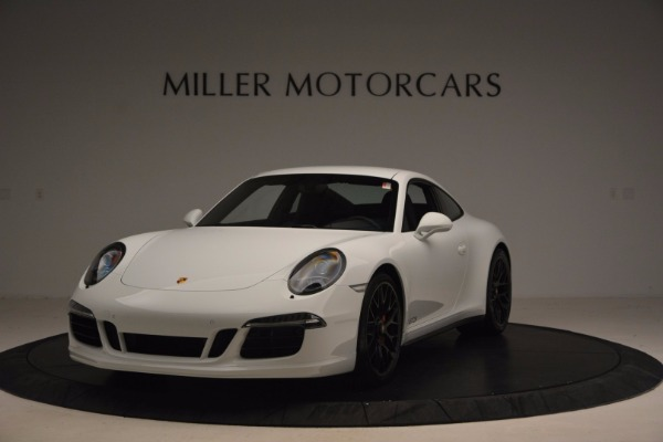 Used 2015 Porsche 911 Carrera GTS for sale Sold at McLaren Greenwich in Greenwich CT 06830 1