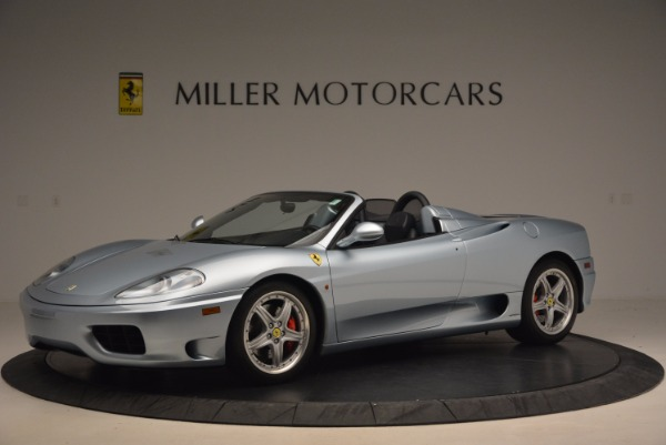 Used 2003 Ferrari 360 Spider 6-Speed Manual for sale Sold at McLaren Greenwich in Greenwich CT 06830 2