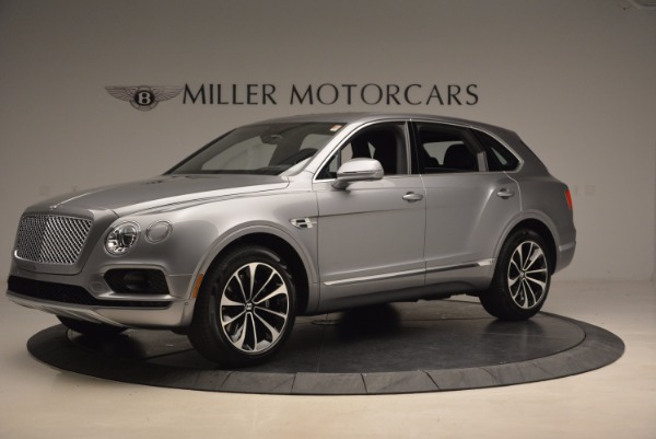 New 2018 Bentley Bentayga Onyx for sale Sold at McLaren Greenwich in Greenwich CT 06830 2