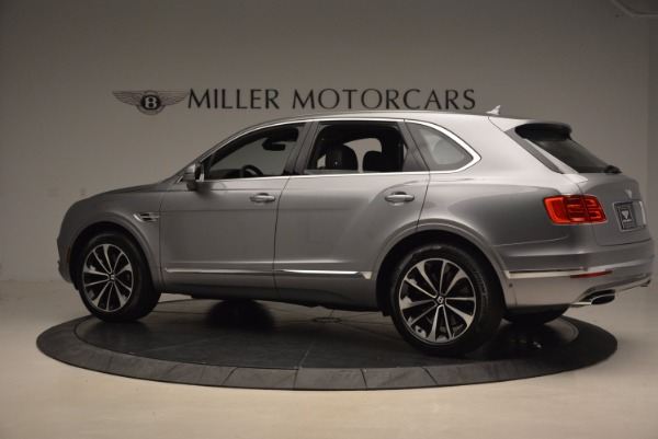 New 2018 Bentley Bentayga Onyx for sale Sold at McLaren Greenwich in Greenwich CT 06830 4
