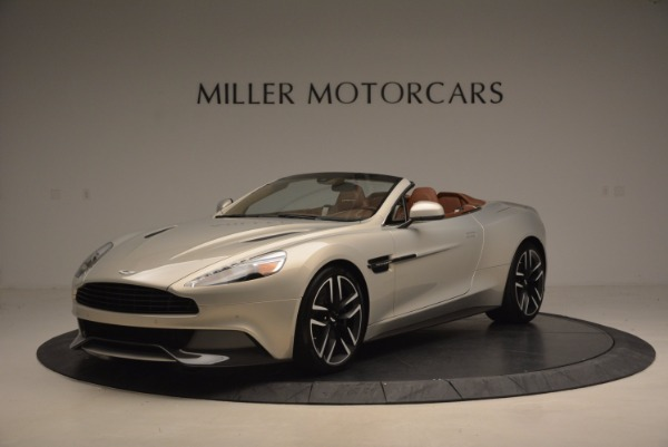 Used 2015 Aston Martin Vanquish Volante for sale Sold at McLaren Greenwich in Greenwich CT 06830 2