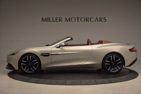 Used 2015 Aston Martin Vanquish Volante for sale Sold at McLaren Greenwich in Greenwich CT 06830 3