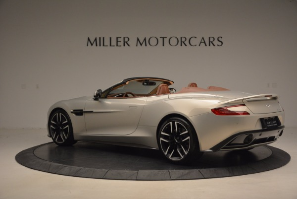 Used 2015 Aston Martin Vanquish Volante for sale Sold at McLaren Greenwich in Greenwich CT 06830 4