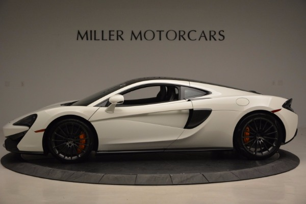 Used 2017 McLaren 570GT for sale Sold at McLaren Greenwich in Greenwich CT 06830 3
