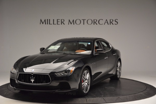 Used 2014 Maserati Ghibli S Q4 for sale Sold at McLaren Greenwich in Greenwich CT 06830 1