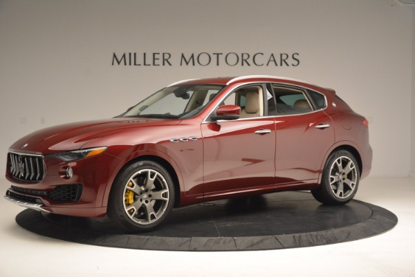 Used 2017 Maserati Levante S for sale Sold at McLaren Greenwich in Greenwich CT 06830 2