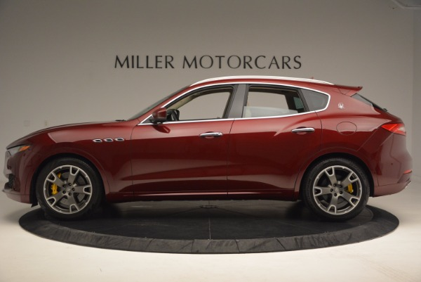 Used 2017 Maserati Levante S for sale Sold at McLaren Greenwich in Greenwich CT 06830 3