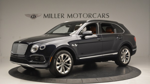 Used 2018 Bentley Bentayga W12 Signature for sale Sold at McLaren Greenwich in Greenwich CT 06830 2