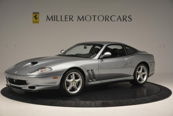 Used 1997 Ferrari 550 Maranello for sale Sold at McLaren Greenwich in Greenwich CT 06830 2