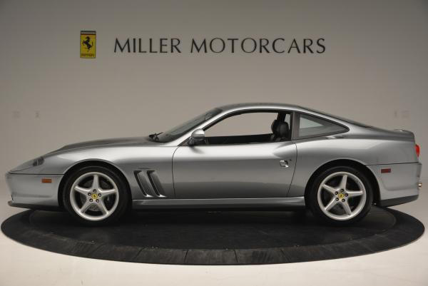 Used 1997 Ferrari 550 Maranello for sale Sold at McLaren Greenwich in Greenwich CT 06830 3