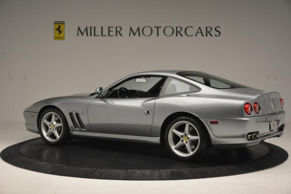 Used 1997 Ferrari 550 Maranello for sale Sold at McLaren Greenwich in Greenwich CT 06830 4