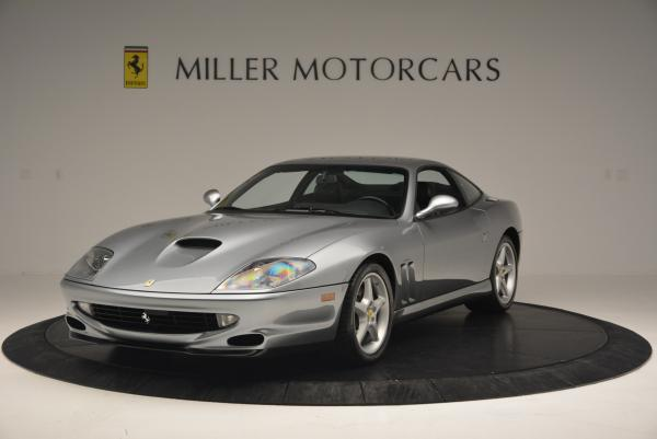 Used 1997 Ferrari 550 Maranello for sale Sold at McLaren Greenwich in Greenwich CT 06830 1