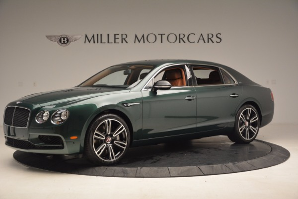 New 2017 Bentley Flying Spur V8 S for sale Sold at McLaren Greenwich in Greenwich CT 06830 2