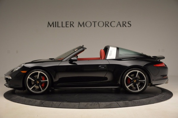 Used 2015 Porsche 911 Targa 4S for sale Sold at McLaren Greenwich in Greenwich CT 06830 3