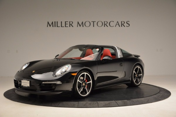 Used 2015 Porsche 911 Targa 4S for sale Sold at McLaren Greenwich in Greenwich CT 06830 1