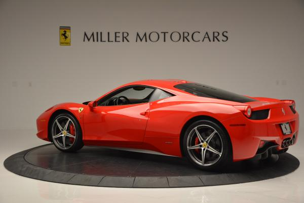 Used 2010 Ferrari 458 Italia for sale Sold at McLaren Greenwich in Greenwich CT 06830 4