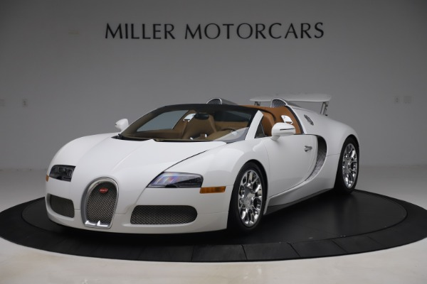 Used 2011 Bugatti Veyron 16.4 Grand Sport for sale Call for price at McLaren Greenwich in Greenwich CT 06830 1