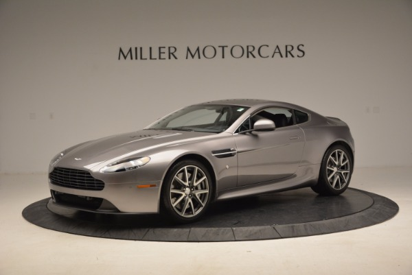 Used 2012 Aston Martin V8 Vantage for sale Sold at McLaren Greenwich in Greenwich CT 06830 2