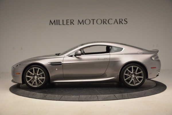 Used 2012 Aston Martin V8 Vantage for sale Sold at McLaren Greenwich in Greenwich CT 06830 3