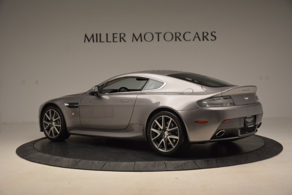 Used 2012 Aston Martin V8 Vantage for sale Sold at McLaren Greenwich in Greenwich CT 06830 4