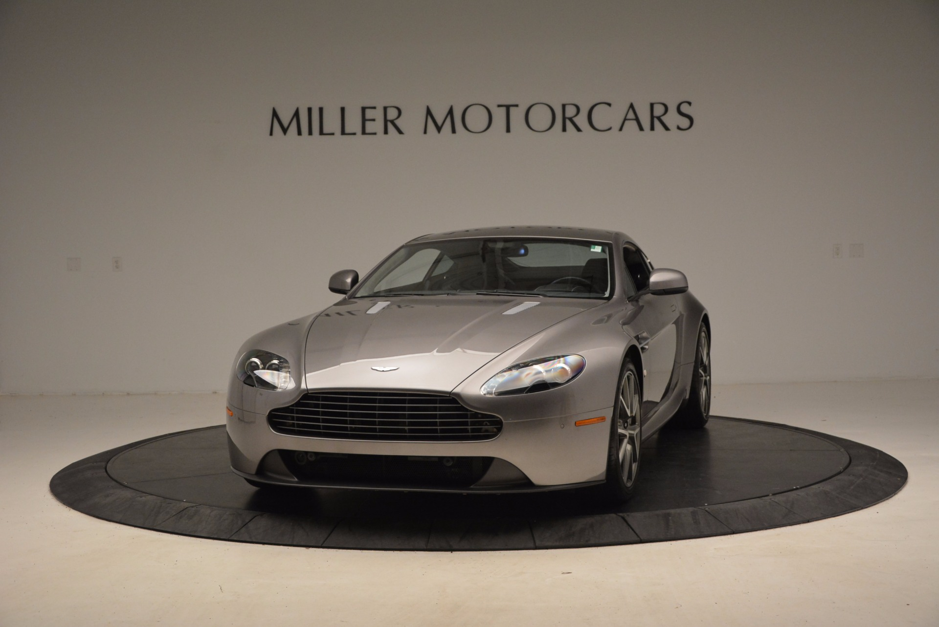 Used 2012 Aston Martin V8 Vantage for sale Sold at McLaren Greenwich in Greenwich CT 06830 1