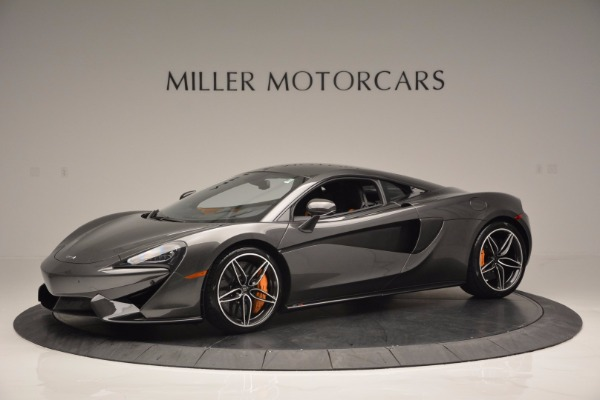 Used 2016 McLaren 570S for sale Sold at McLaren Greenwich in Greenwich CT 06830 2