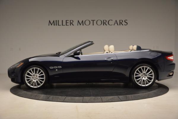 Used 2016 Maserati GranTurismo for sale Sold at McLaren Greenwich in Greenwich CT 06830 3
