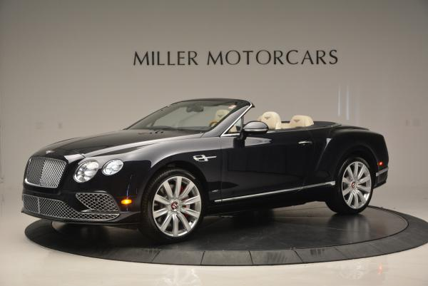 Used 2016 Bentley Continental GT V8 S Convertible for sale Sold at McLaren Greenwich in Greenwich CT 06830 2