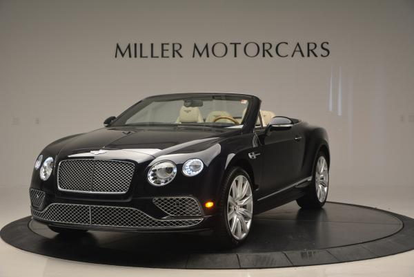 Used 2016 Bentley Continental GT V8 S Convertible for sale Sold at McLaren Greenwich in Greenwich CT 06830 1