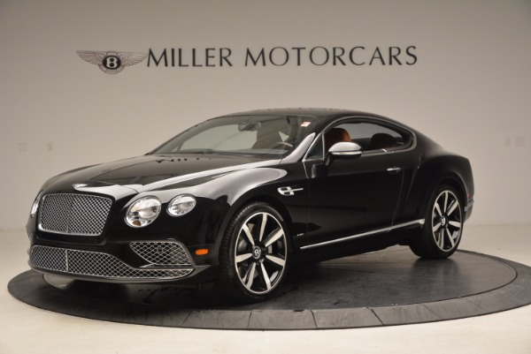 New 2017 Bentley Continental GT W12 for sale Sold at McLaren Greenwich in Greenwich CT 06830 2