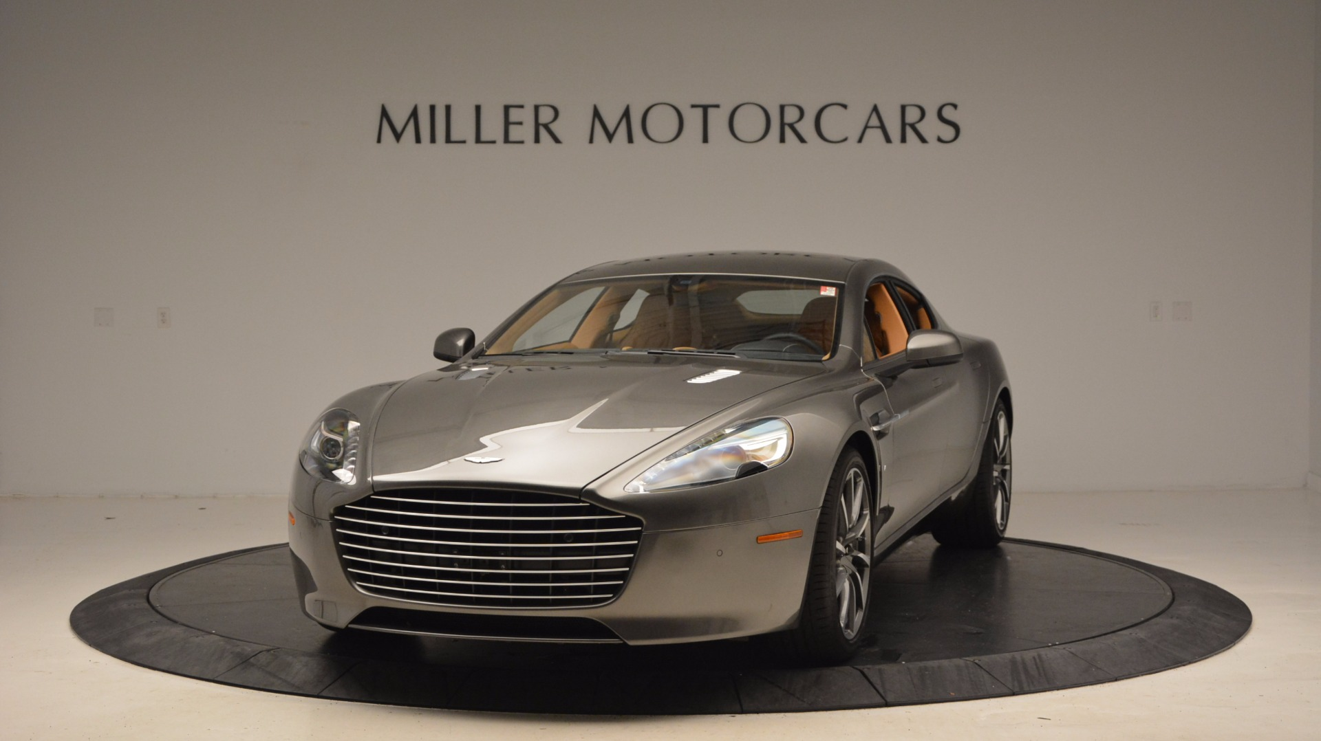 New 2017 Aston Martin Rapide S Shadow Edition for sale Sold at McLaren Greenwich in Greenwich CT 06830 1