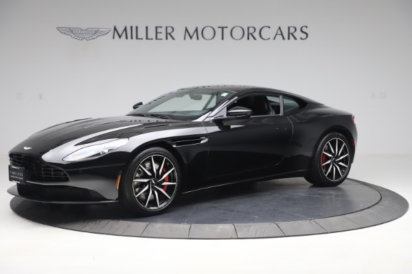 Used 2017 Aston Martin DB11 V12 Coupe for sale $135,900 at McLaren Greenwich in Greenwich CT 06830 2