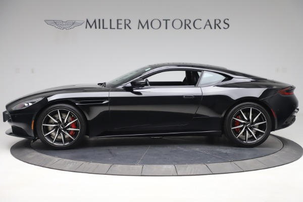 Used 2017 Aston Martin DB11 V12 Coupe for sale $135,900 at McLaren Greenwich in Greenwich CT 06830 3