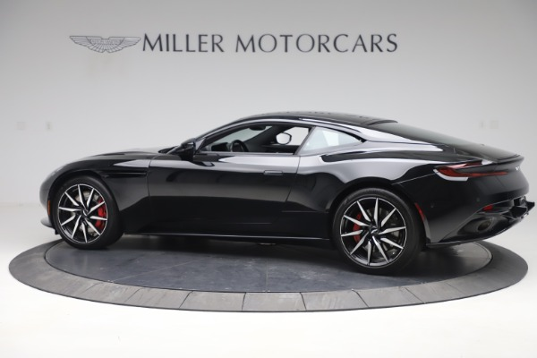 Used 2017 Aston Martin DB11 V12 Coupe for sale $135,900 at McLaren Greenwich in Greenwich CT 06830 4