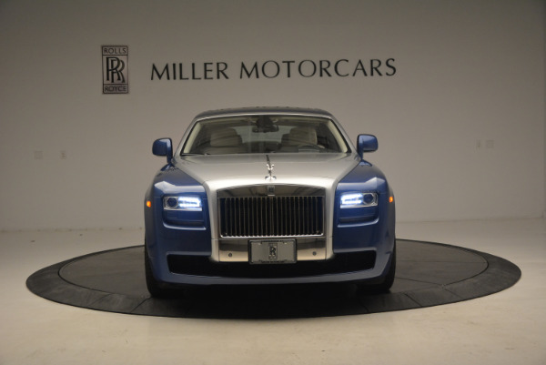 Used 2010 Rolls-Royce Ghost for sale $119,900 at McLaren Greenwich in Greenwich CT 06830 2