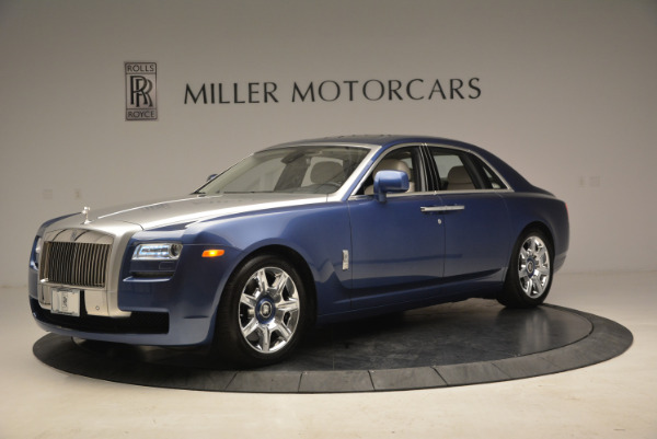 Used 2010 Rolls-Royce Ghost for sale $119,900 at McLaren Greenwich in Greenwich CT 06830 3